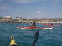 Alquiler de kayaks en la Costa Dorada