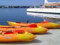 Alquila un kayak en Tarragona