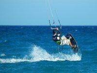 Kitesurf in Costa Daurada