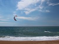 Cursos de kitesurf en Tarragona