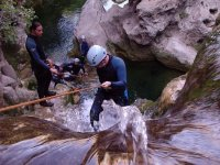 Canyoning in Jaen