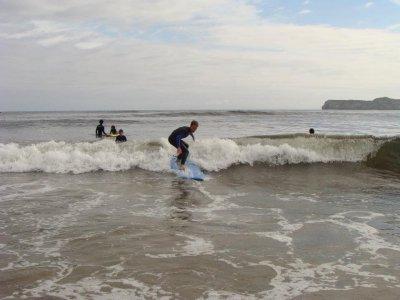 Escuela de Surf Los Locos Campamentos de Surf