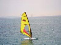 Aprende a windsurfear