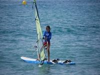 Practicar windsurf en la Costa Daurada