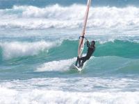 Iniciación al windsurf en Tarragona