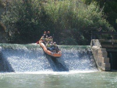漂流河Segura de Cieza到El Jarral,有照片