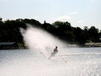 Esquí acuático en la Costa Daurada