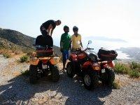 Excursiones en quads en Tarragona