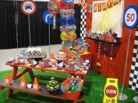 Children's birthday decoration