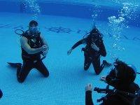 学习潜水设备通信