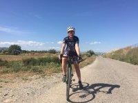 Excursion en bici de montana
