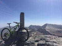 BTT en Sierra Nevada