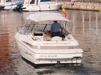 Barco de alquiler en Menorca