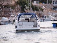 Barco Dolce Vita en Menorca