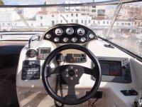 Comandi della barca a Minorca
