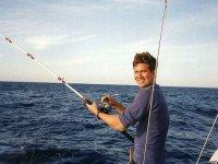 pescando en el mediterraneo