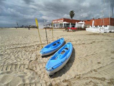 Club Nautic Cabrera de Mar Kayaks