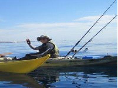 Kayak del Mar Pesca