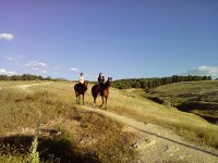 Itinerario a caballo