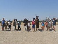 Paseo caballo y poni