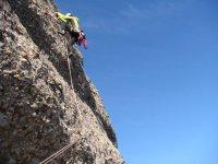 攀登到极限