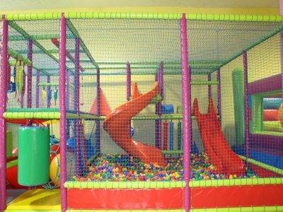 Ocio Infantil Divertiguada Parques Infantiles