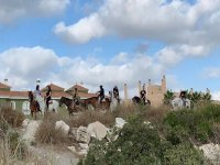 Getting to know Malaga on horseback