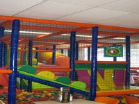 Aeropark for children and adults
