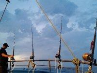 Pesca deportiva en el cantabrico