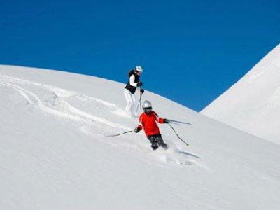 Estació Alta Muntanya Tavascan Pleta del Prat  Esquí