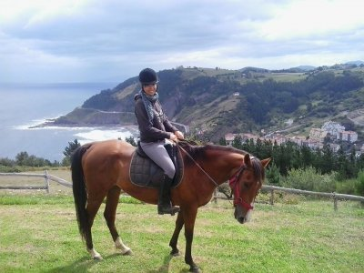 Equestrian Route, Mountain & Sea Views, 3h