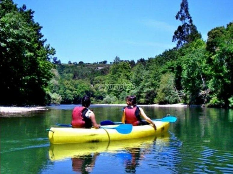 Piragüismo en Asturias