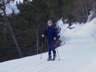 Estació Alta Muntanya Tavascan Pleta del Prat  Estaciones de Esquí