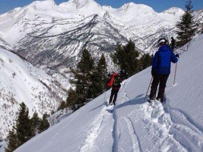 Estació Alta Muntanya Tavascan Pleta del Prat  Esquí de Fondo