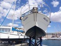 En el puerto Tomas Maestre