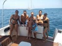 Excursion familiar en barco