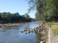 vista general del rio