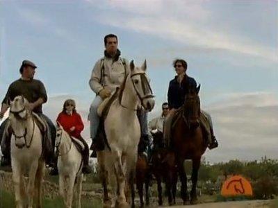 Ruta a caballo desde Higuera La Real. 2 h.