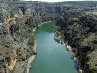 Recta en el rio