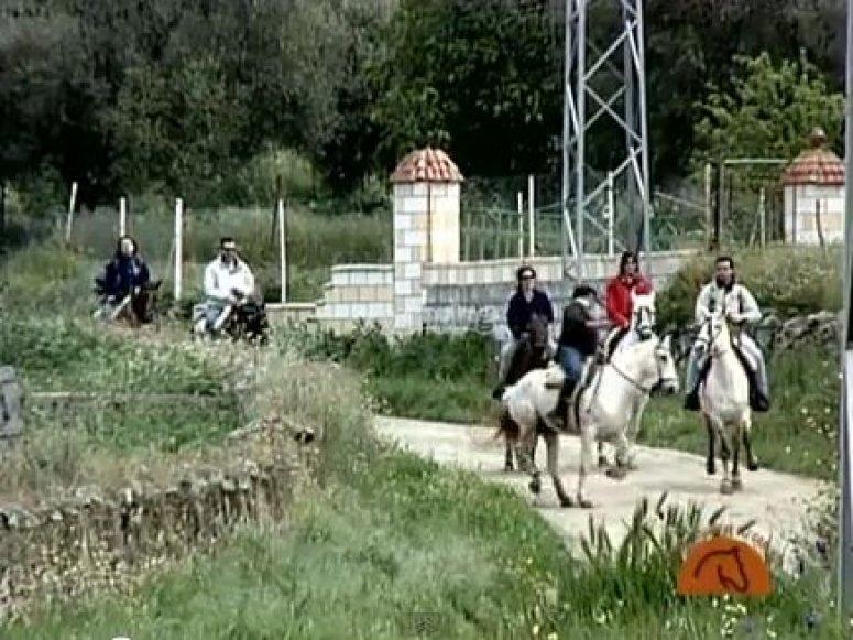 A half day route in Bdajoz