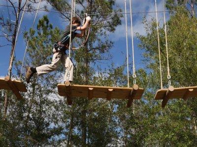 Adventure Park in Arenys de Munt From 130cm