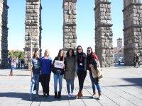 Gran dia en Segovia