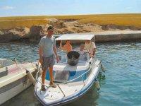 Preparados para la pesca