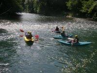 Canoeing in Lleida