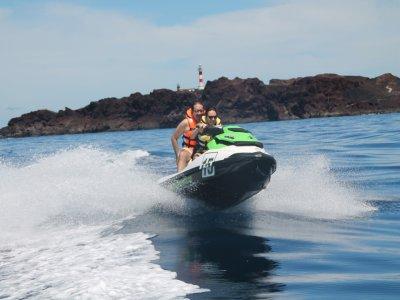 Jet Ski Safari Motos de Agua