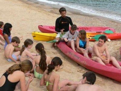 BlueSail Costa Brava Kayaks