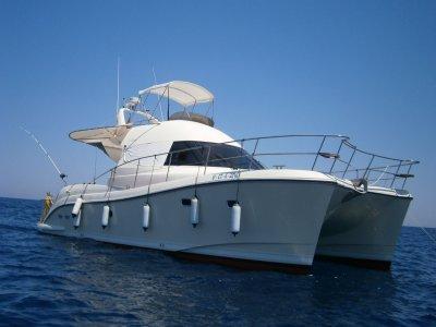 Catamarán Guiomar