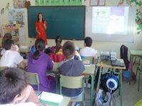 Taller de Comunicación Positiva y Optimismo, CEIP A Laxe (Marín)