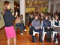Conferencia sobre el TDAH. Museo Mome A Estrada