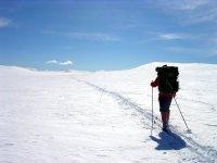 Paseo en ski
